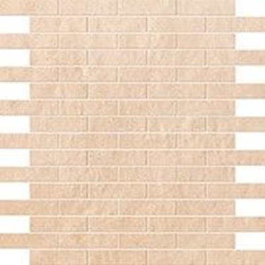 Imagine FAP_ CRETA NATURALE BRICK MOZAIC 30,5X30,5