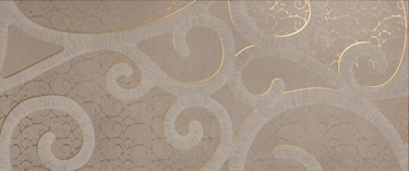 Imagine IMPRONTA- CRETA D WALL MISTR.BOUCLE ORO DEC.30,5X72,5