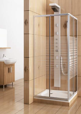Imagine AQUAFORM-CABINA DUS VARIABEL 800 / 900/1800
