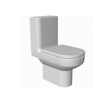 Imagine IDEAL STANDARD _ SET COMPLET WC PLAYA CU CAPAC SOLFT
