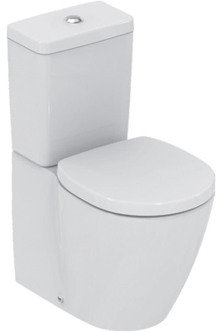 Imagine IDEAL STANDARD _ VAS WC CONNECT SPACE STATIV CU PROIECTIE SCURTA