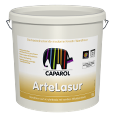 Imagine CAPAROL- CAPADECOR ARTE-LASUR 5 LTR.