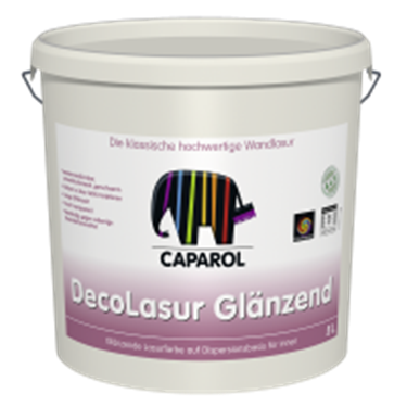 Imagine CAPAROL- CAPADECOR DECOLASUR GLANZEND 2,5 LTR.