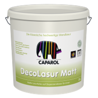 Imagine CAPAROL- CAPADECOR DECOLASUR MATT 2,5 LTR.
