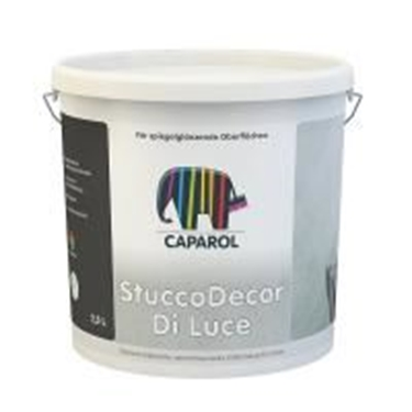 Imagine CAPAROL- CAPADECOR STUCCODECOR DI LUCE 2,5 LTR.