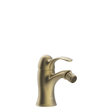 Imagine Tres baterie bidet Retro,bronz